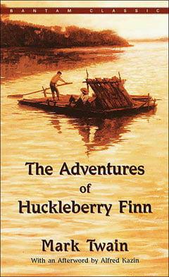 """O noua editie a romanului """"Huckleberry Finn"""" va elimina cuvantul """"negro"""""""
