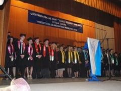 O noua generatie de absolventi