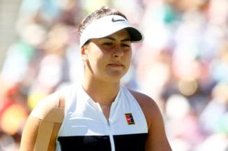 O noua lovitura pentru Bianca Andreescu