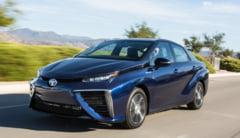 O noua masina pe hidrogen, creata de Toyota