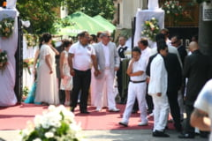 O noua nunta de romi amendata de politisti cu suma maxima! Nicolae Robu anunta si demolarea primelor turnulete in Timisoara!