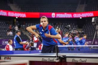 O noua performanta remarcabila pentru echipa feminina de tenis de masa a Romaniei