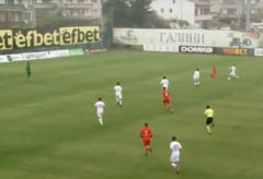 O noua performanta remarcabila pentru fotbalul romanesc: Nationala under 19 merge la Turul de Elita dupa o victorie la scor