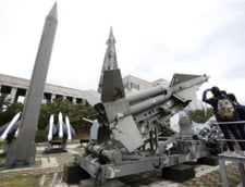 O noua racheta lansata de Coreea de Nord, a cincea in trei zile