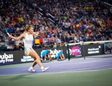 O noua reactie oferita de Simona Halep dupa calificarea in finala turneului de la Dubai