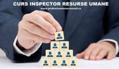 O noua sesiune a cursului Inspector Resurse Umane in Rm. Valcea