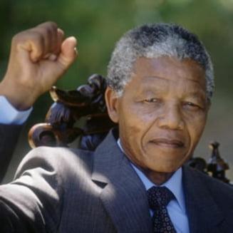 O noua specie de homar, denumita dupa Nelson Mandela