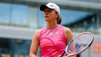 O noua supriza la Wimbledon. Poloneza Iga Swiatek, eliminata de o tunisianca