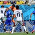 O noua surpriza de proportii la CM 2014: Italia, invinsa de Costa Rica. Anglia, eliminata!
