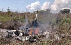 O noua tragedie aviatica a lovit fotbalul din Brazilia. Au murit patru jucatori si presedintele clubului
