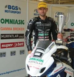 O noua victorie pentru BGS Motorsport in Romanian Superbike