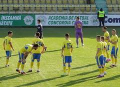 O noua victorie pentru Petrolul in Liga 3. Vlad Achim, gol dupa gol pentru FCSB 2