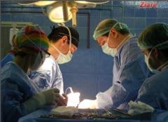 O operatie de transplant, in premiera in SUA, esec total