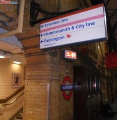 O ora in metroul londonez, la fel de nociva ca o zi in trafic