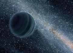 O planeta bebelus-gigant a fost descoperita plutind in spatiu (Video)