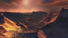 O planeta imensa, nu departe de Pamant, ar putea avea forme de viata ca in Antarctica