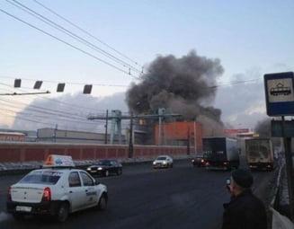 O ploaie de meteoriti a provocat panica si sute de raniti in Rusia (Video)