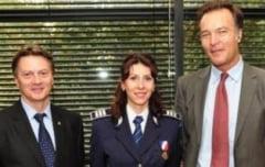 O politista din Romania, premiata de Ministerul de Interne din Franta