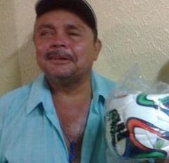 O poveste impresionanta din Brazilia: Antrenorul orb care face minuni