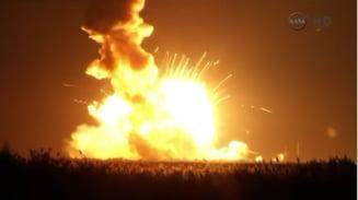 Imagini pentru falcon 9 explozie