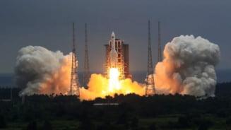 O racheta chinezeasca, scapata de sub control in spatiu, va lovi Pamantul peste cateva zile. Ce orase sunt in pericol