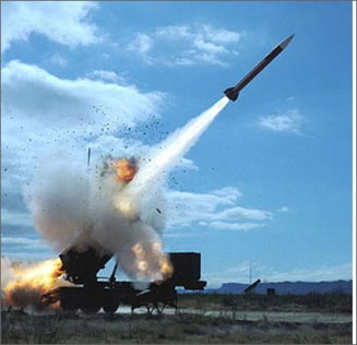 O racheta sud-coreeana s-a prabusit