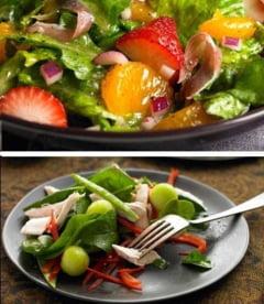 O reteta pe zi: Doua salate de vara