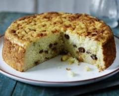 O reteta pe zi: Tort cu orez si portocale