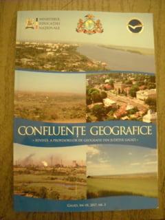 O revista de geografie scrisa cu pasiune