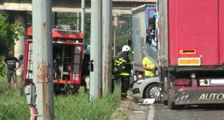 O româncă și fiul ei au murit după ce mașina lor a fost lovită în Bulgaria de un tir condus de un compatriot