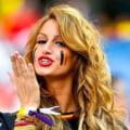 "O romanca ""tremura"" pentru Belgia la Euro 2020. E sotia unui super-star al ""dracilor rosii"". Cum s-au cunoscut FOTO"