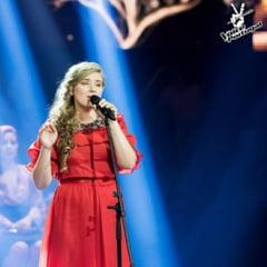 O romanca a ajuns in finala de la Vocea Portugaliei (Video)