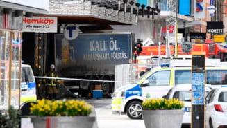 O romanca a fost ranita in atentatul de la Stockholm