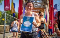 O romanca a primit abonament pe viata la Festivalul Sziget