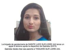 O romanca de 17 ani a disparut in Franta