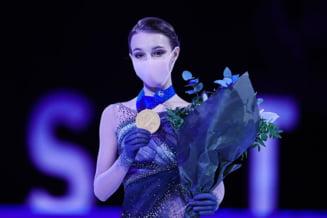 O rusoaica de doar 16 ani este noua campioana mondiala la patinaj artistic