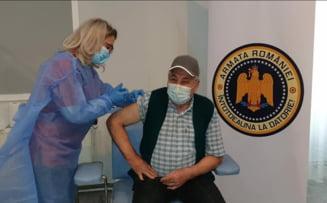 O saptamana de vaccinari non stop in spitalele militare din mai multe orase. Nu este nevoie de programari