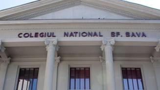 O scoala romaneasca incarcata de istorie: Sfantul Sava
