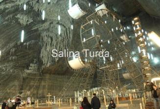O semifinala Eurovision Romania va avea loc in mina Rudolf din Salina Turda