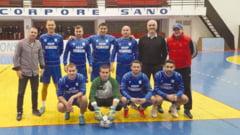 O serie de meciuri amicale pentru Athletic Slatina