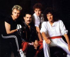 O serie de timbre dedicata trupei Queen, lansata vara aceasta in Marea Britanie