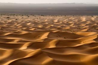 O solutie ciudata impotriva Statului Islamic: Zidul de nisip
