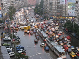 O solutie pentru a scapa de aglomeratia din trafic: tu ce parere ai?