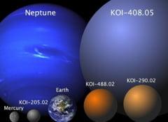 O studenta a descoperit patru planete - Una ar putea gazdui viata