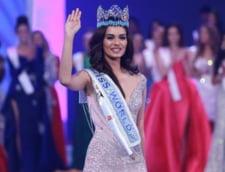 O studenta la medicina din India a castigat titlul Miss Univers (Video)