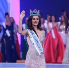 O studenta la medicina din India a castigat titlul Miss Univers (Video)