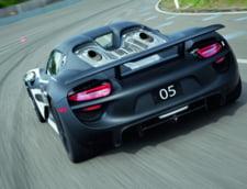 O supermasina sport de vis: Porsche 918 Spyder hibrid