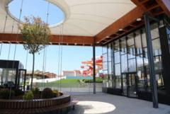 O suprafata de 7 ha si 5.000 mp de luciu de apa - Aquapark-ul a fost receptionat