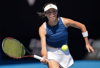 O taiwaneza de 35 de ani a furnizat surpriza noptii la Australian Open