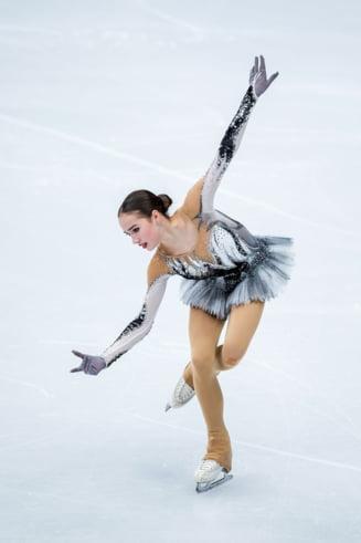 O tanara de 15 ani a devenit regina Europei in patinajul artistic